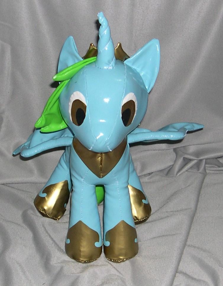 Shiny pony princess