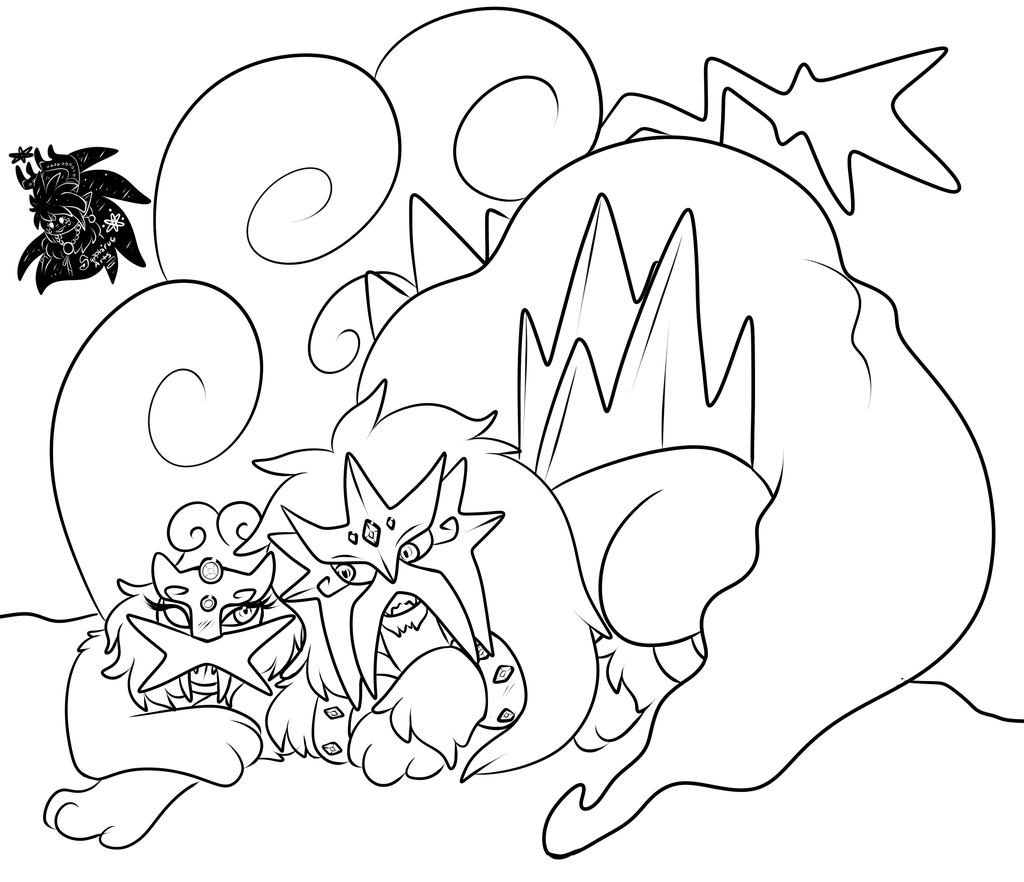 A King and Queen +WIP+