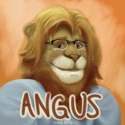 (Commission) Angus Portrait