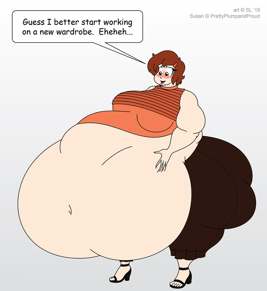 Most recent image: Susan's Belly Quandary