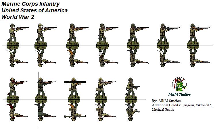 USMC Infantry