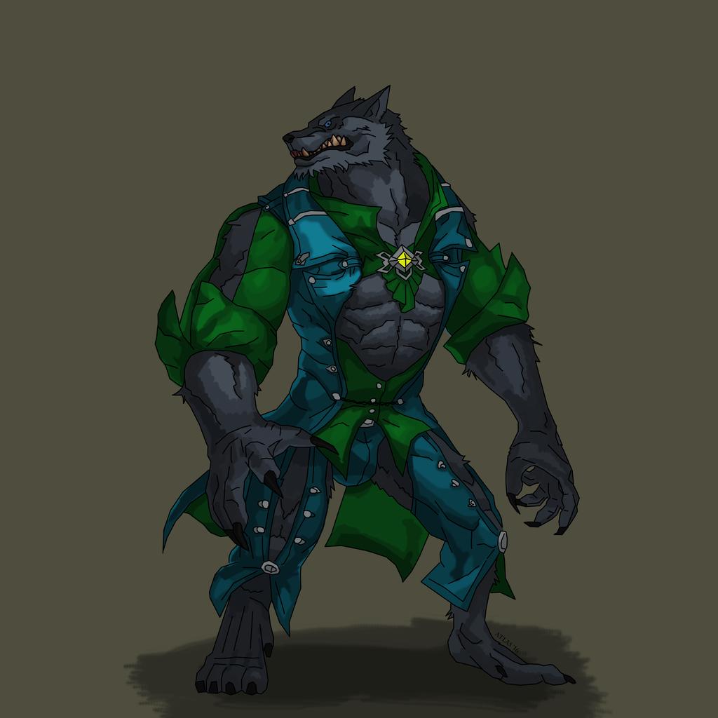Cursed Lycanthrope