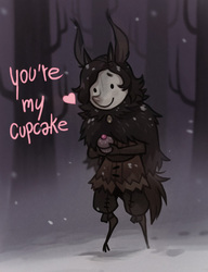 You're my cupcake