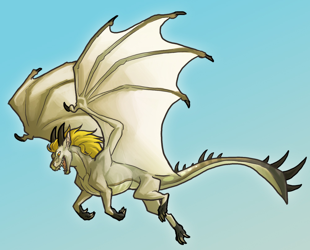 Truck Dragon