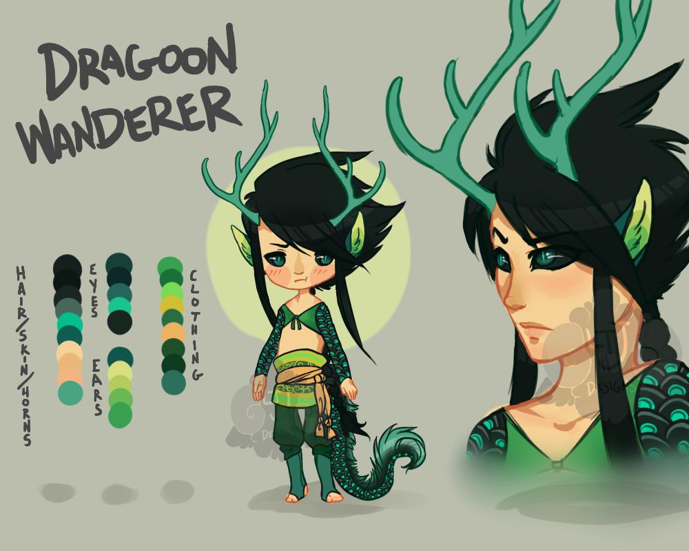Most recent image: Dragoon Wanderer [OTA]