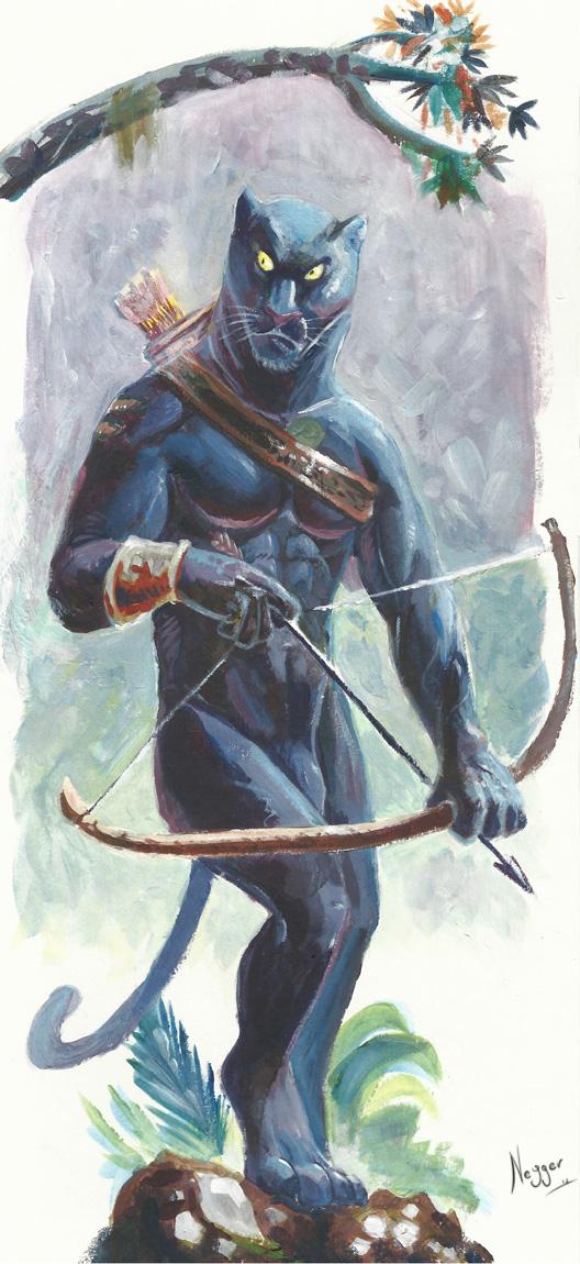 Black Hunter