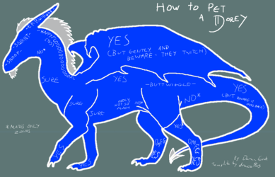 How to Pet a Dorey