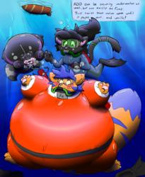 Underwater ADD