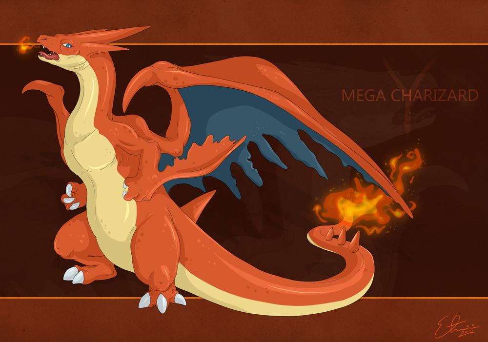 Mega Charizard Y