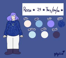[OC Ref] Reese
