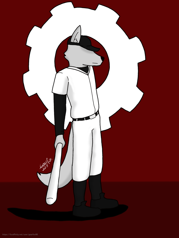 "Luis Gear ""The Batter"""