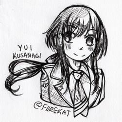 Yui Kusanagi