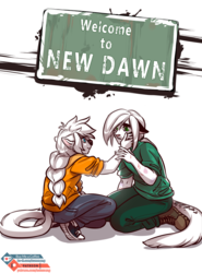 Welcome to New Dawn pg. 59.