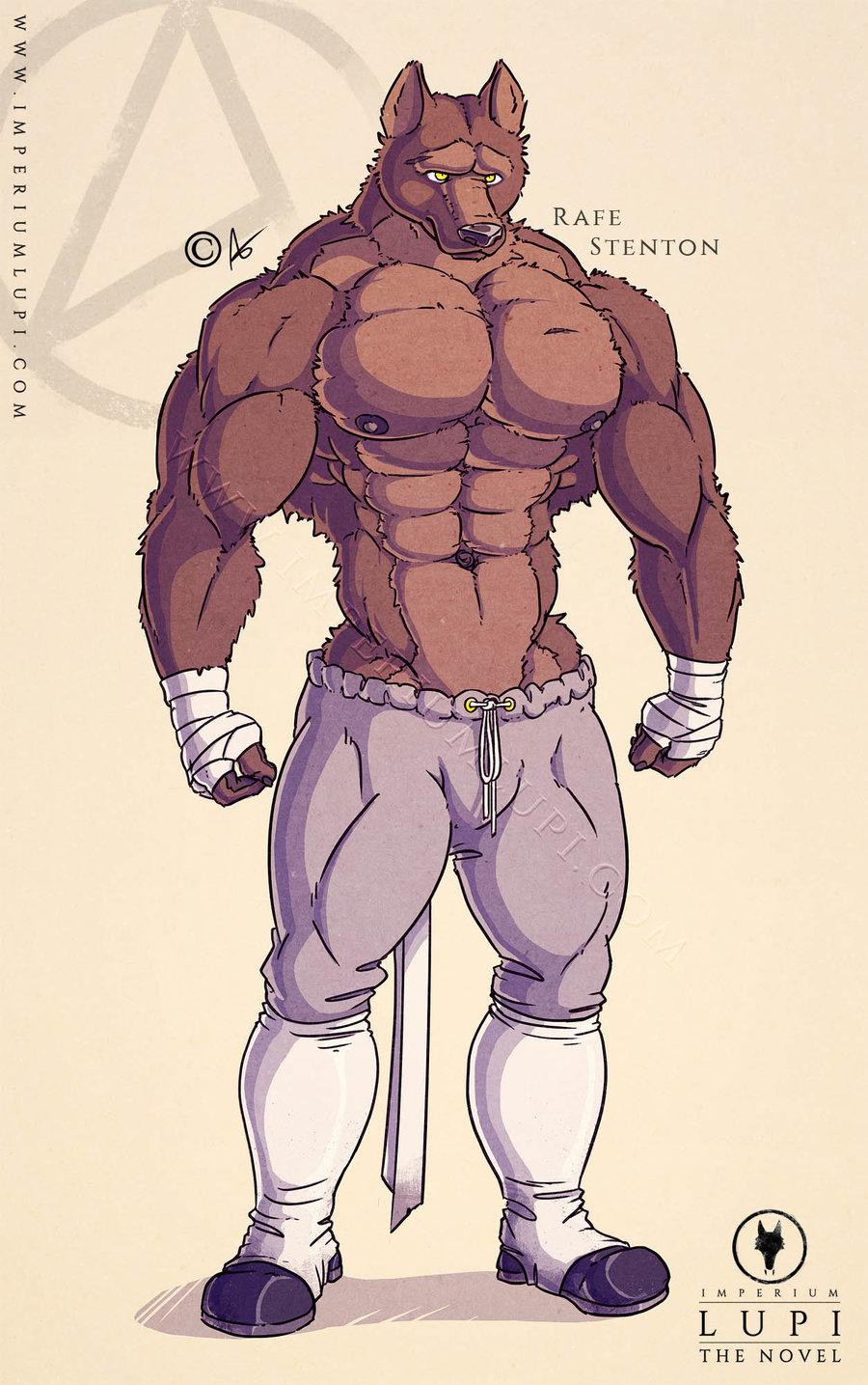 Imperium Lupi - Boxer