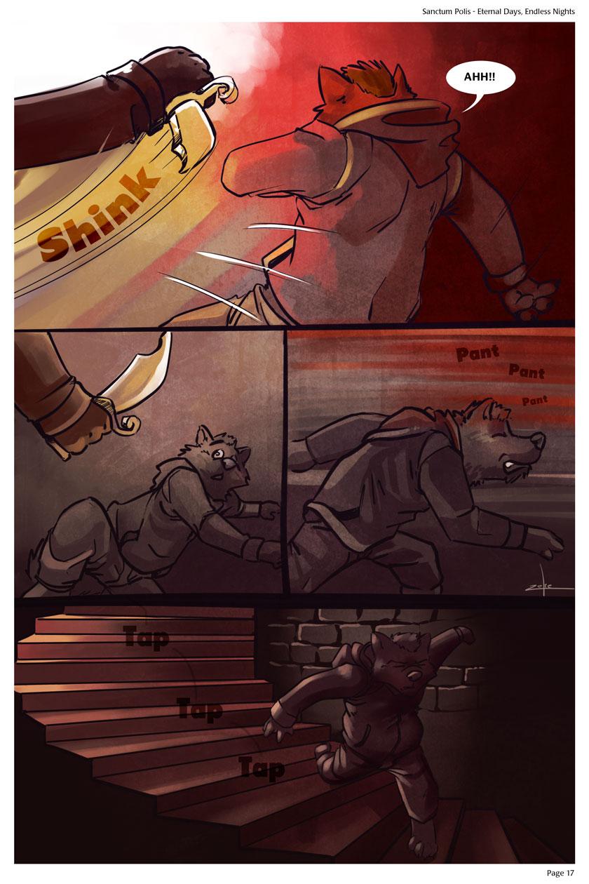 Sanctum Polis - Eternal Days, Endless Nights Page 17
