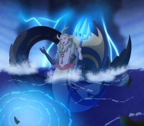 Storm leviathan