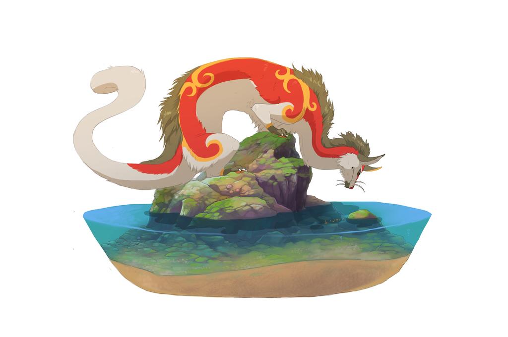 fishing ming