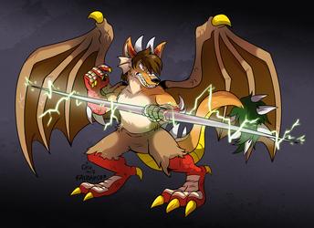 Dragon Ash Aureus