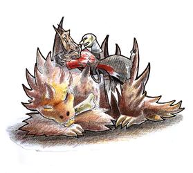 2013 04 Styrak and his Dragon