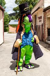 Zig Zag Brewery: Dapper Dinosaur