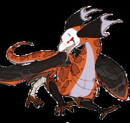 Sever-Random FR Dragon Sketch