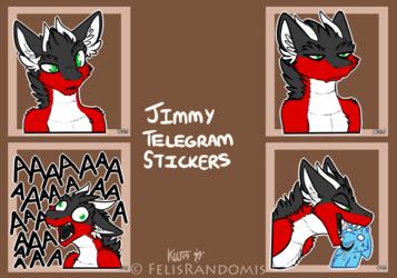 Jimmy Telegram Stickers 2