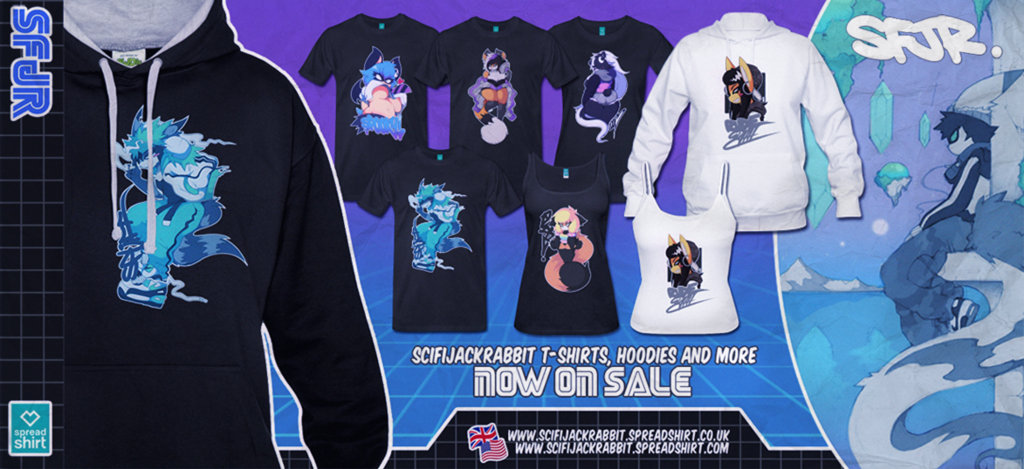 ~ SFJR STORE NOW ONLINE! ~