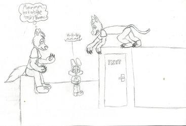 Eat te bunny