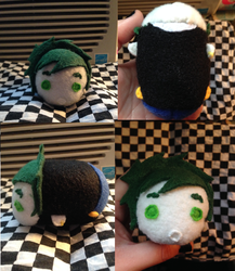 OC Cory Tsum - commission for lizzieanne98