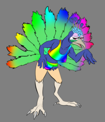 Fory Peacock