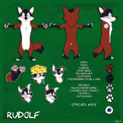 Rudolf Ref sheet 2017