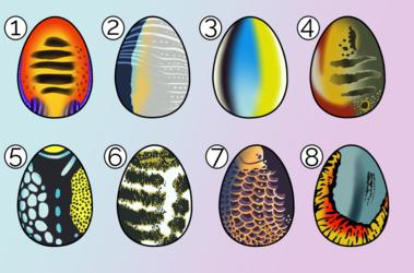 Egg Adoptables - CLOSED