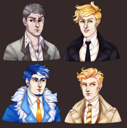 Humanized Busts Batch 3 [COMS]