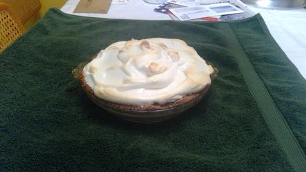 Lemon Merangue Pie!