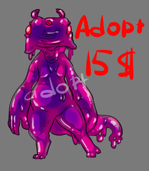 Jelly opossum adopt
