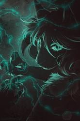 Moonwhisker (commission)