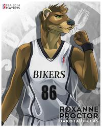 FBA 2014 Playoffs - Roxanne Proctor