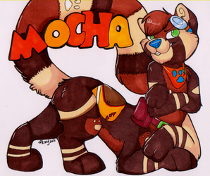 Mocha's Swagittude!