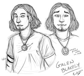 Galen Blakely.