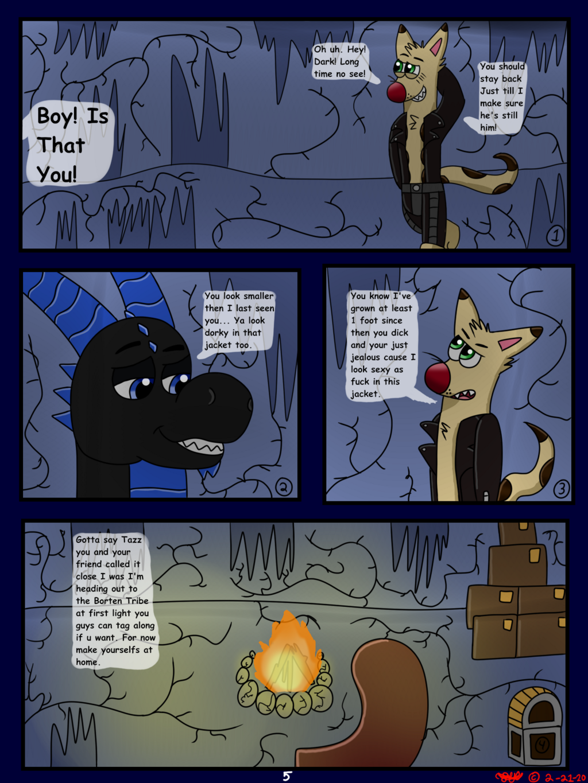Tazz's Story Pg 5