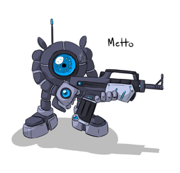 Metto Eye Drone (Echo 6)
