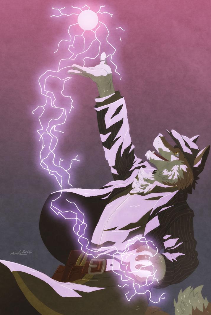 """Thunderbolt and lightning! Very, very frightening you!"""