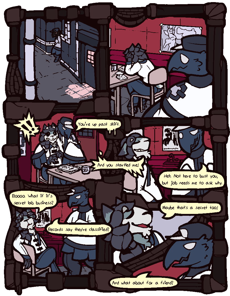 [PATREON] Homebrew [page 1]