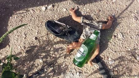 Baby's Last Bottle