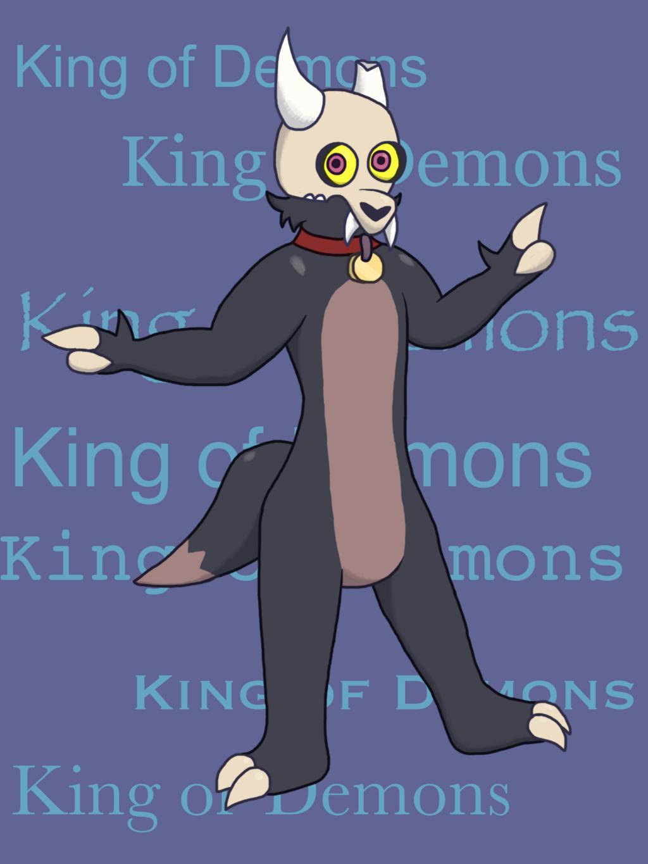 King of Demons, Only Taller
