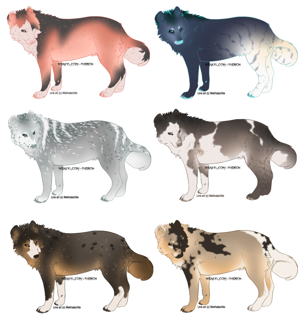Wolf Adopts [2/6 Open]