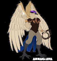 Commission: Krallek The Aarakocra