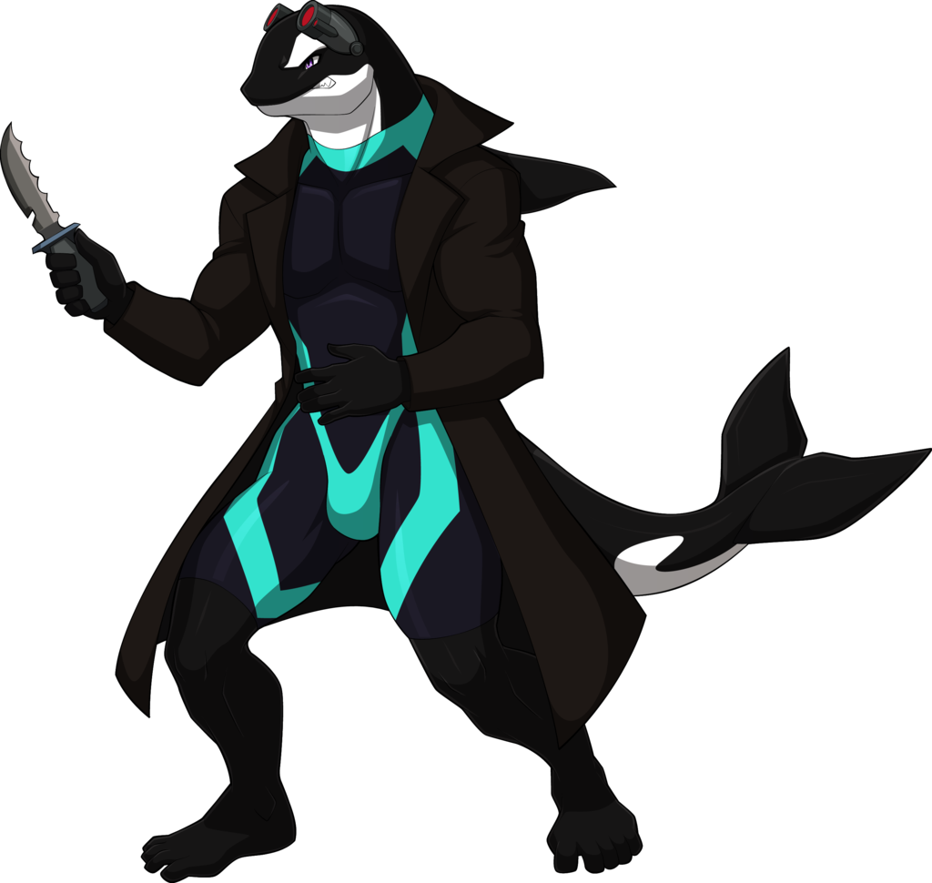 Aquatic Gangster (Bloodfin)