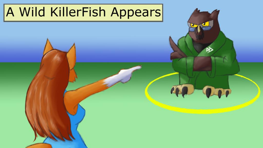 Wild KillerFish