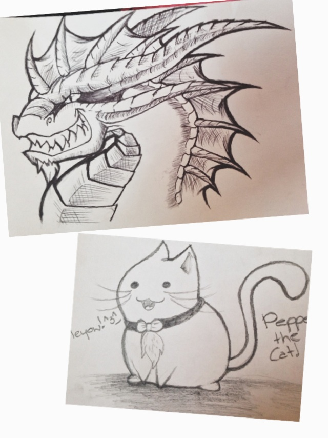 Most recent image: Boredom Doodles 1